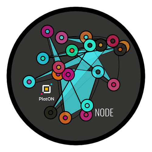 PlatON node badge